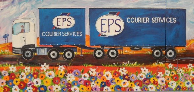 Eps Truck Painting